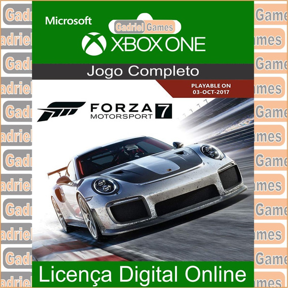 Forza Motorsport 7 Xbox One Mídia Digital Online + Garantia