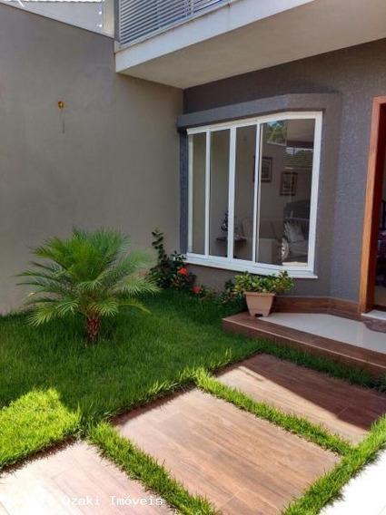 Casa Para Venda Em Bragança Paulista, Residencial Dos Lagos, 3 Dormitórios, 1 Suíte, 4 Banheiros, 5 Vagas - 653_2-529311