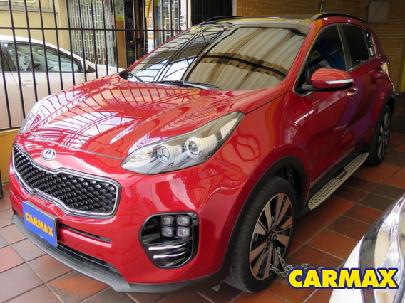 Kia New Sportage Ex Aut 4x2 2018 Financiamos Hasta El 100%