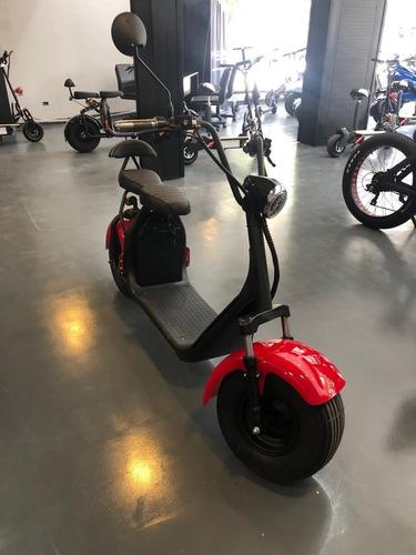 Sunra Spyracing Citycoco Scooter Electrico 1500 W Monopatin