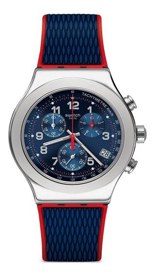 Relógio Swatch Secret Operation Yvs452