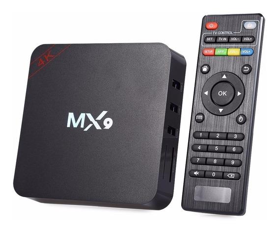 Tv Box Android Mx9