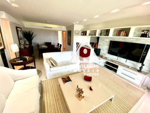 Apartamento À Venda, 4 Quartos, 2 Suítes, 2 Vagas, Barra Da Tijuca - Rio De Janeiro/rj - 29928