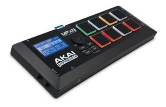 Akai Mpx8 Professional Mobile Player
