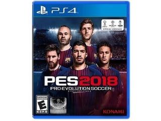 Pro Evolution Soccer 2018 Ps4 Premium Edition