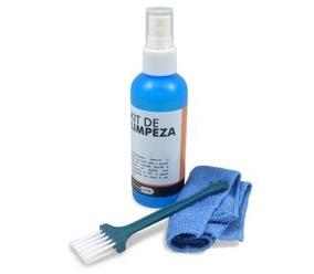 Kit Spray De Limpeza Para Monitores/notebook/lcd 100ml + Pan