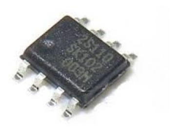 2s110 Smd Sop8 - Ssc2s110 - 2s 110 Sk - Novo - Original