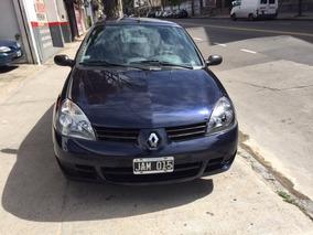 Renault Clio 2010 Rn 1.2 16v 3 Puertas Aire Dh Color Azul