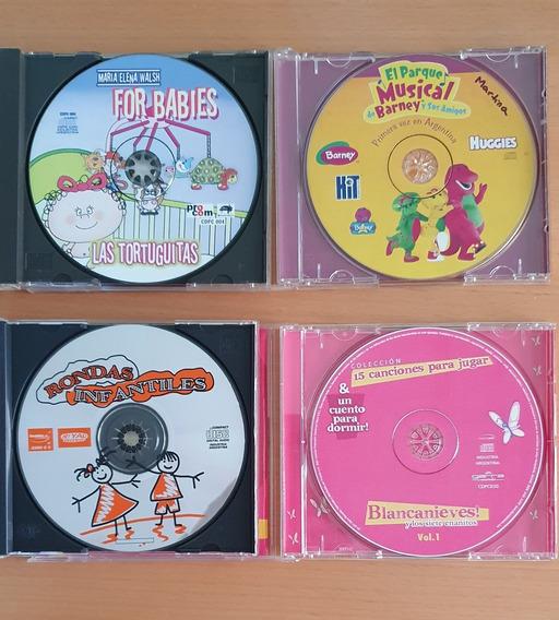 Música Infantil - Lote Cd Original