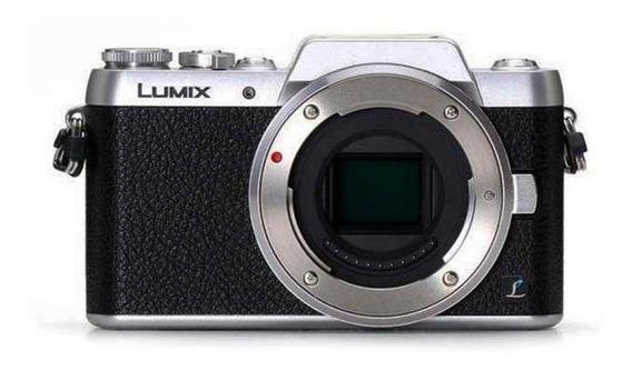 Câmera Panasonic Lumix Dmc-gf7 Somente Corpo - (box Kit)
