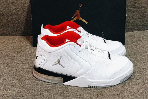 Tenis Nike Jordan Big Fund Blanco Basketball Más Barato Ml