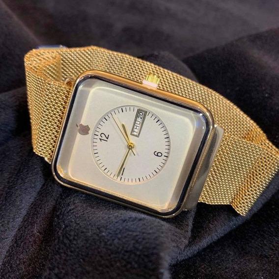 Relógio Analógico Apple