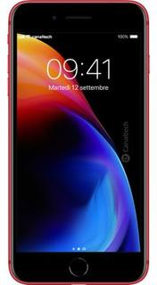 iPhone 8 Plus Tela De 5,5, 4g, 256 Gb E Câmera De 12 Mp