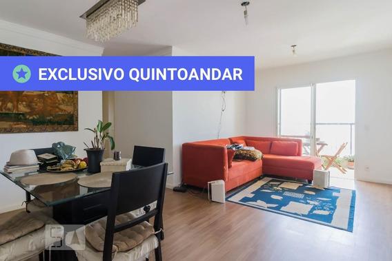 Apartamento No 19º Andar Com 3 Dormitórios E 2 Garagens - Id: 892954065 - 254065