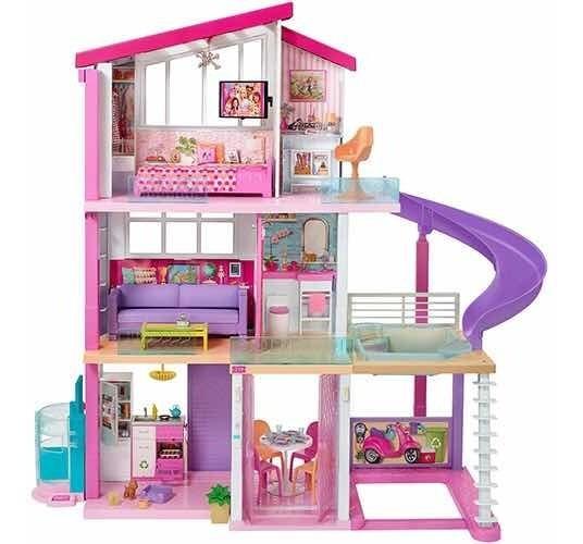Barbie Dreamhouse Casa Dos Sonhos - Mattel Lançamento