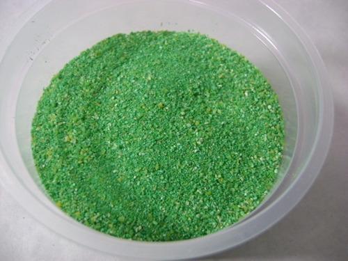 Imagen 1 de 10 de Nico Pote De Pasto Verde Claro Para Maquetas Madera (edh 61)