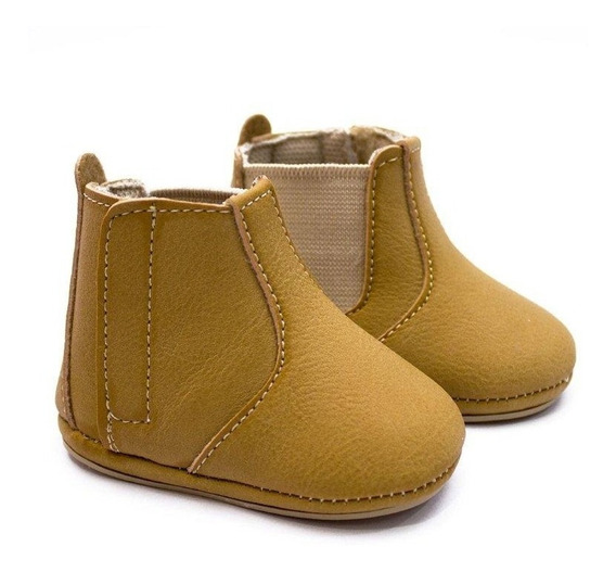 Bota Botina Texana Country Sapato Bebe Infantil Sapatinho