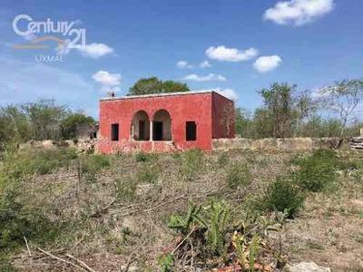 Hermosa Y Amplia Hacienda En Kopte, Motul.