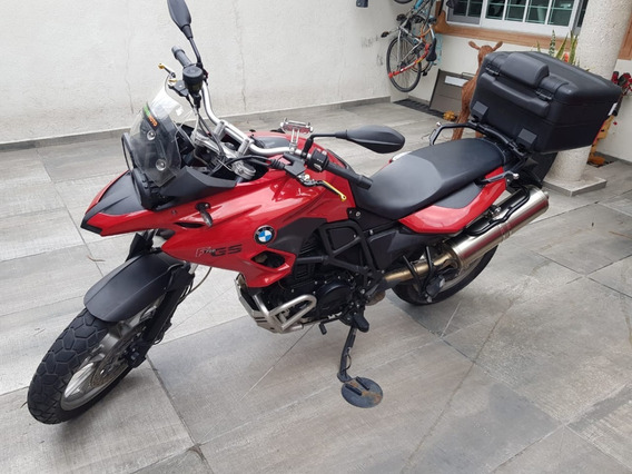 Impecable Bmw F700 Gs Low Equipada 2014
