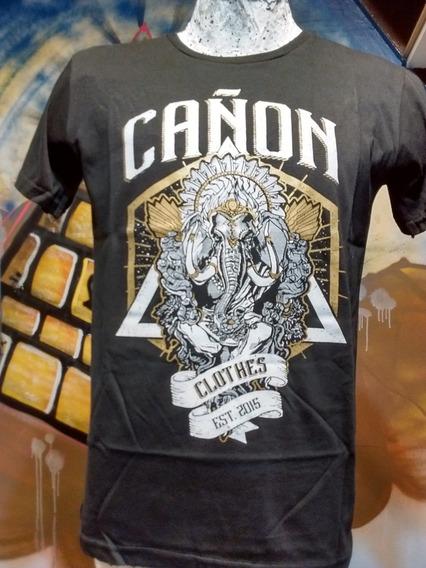 Remera Cañon Clothes Modelo Ganesha - Le Boom Clap Olivos