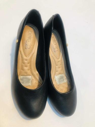 Zapatos Mujer Azafata Hoteleria Talle 37 Confort Excelente
