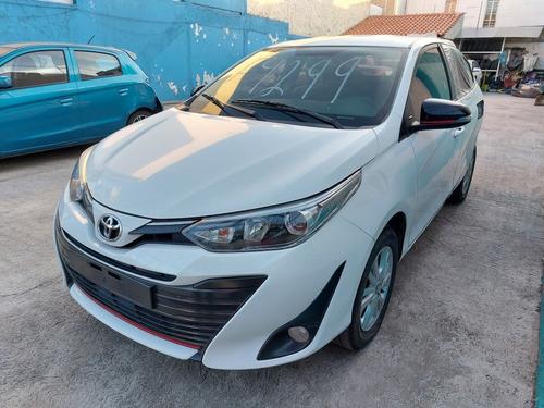 Imagen 1 de 9 de Toyota Yaris 2018 1.5 5p S At Cvt