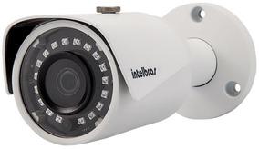 Câmera Intelbras 3.6mm Vip S3020 - G2 - 20mts Câmera Ip