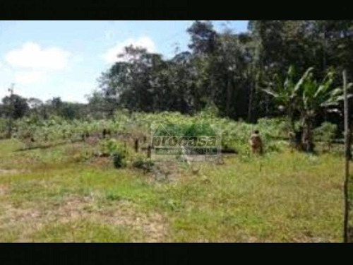 Terreno À Venda, 1000 M² Por R$ 40.000 - Área Rural - Manaus/am - Te0774