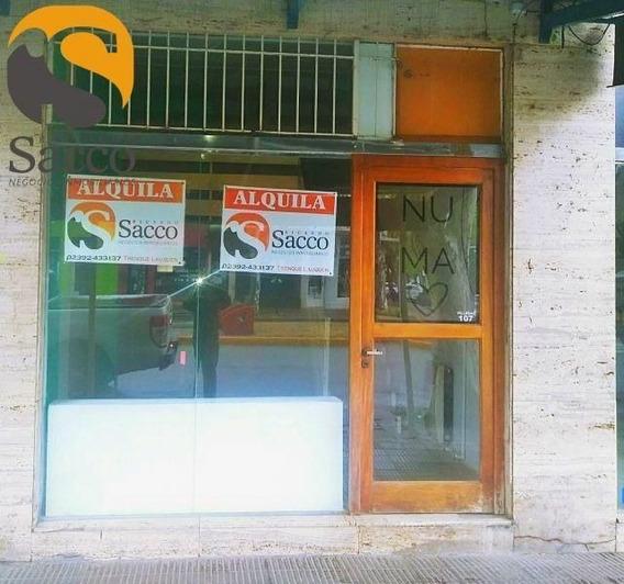 Local Céntrico En #alquiler En #trenquelauqen