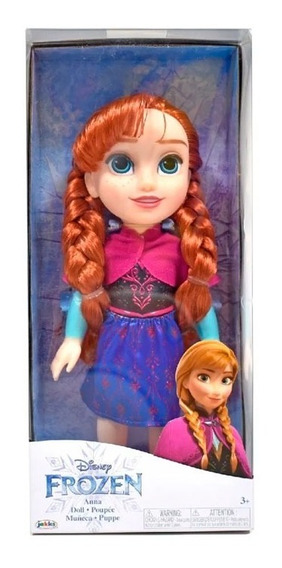 Muñeca Frozen Anna O Elsa Fro703