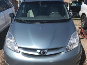 Toyota Sienna 3.5 Le Mt 2009