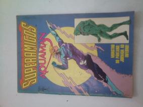 Gibi Superamigos - No 33 - Ed. Abril