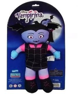 Vampirina Muñeca De Tela De New Toys 26cm De Alto