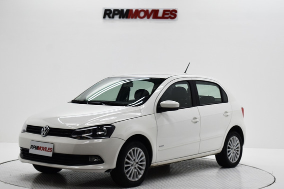 Volkswagen Gol Trend 5p Highline 2016 Rpm Moviles