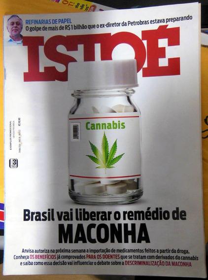 Revista Istoé Nº 2322 Maconha Medicinal Roberto Carlos 2014