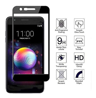 Vidrio Templado Full Cover LG K11 Plus - Otec