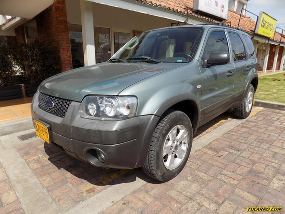 Ford Escape 3.0cc At Aa 4x4