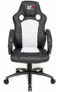 Cadeira Gamer Gt Branca Dt3 Sports