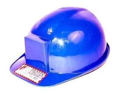 Casco De Seguridad Pvc Protex Pro-life Azul 101-5