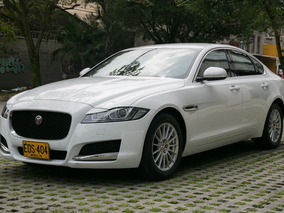 Jaguar Xf Pure - 2017