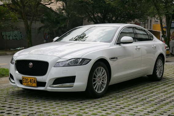 Jaguar Xf Pure - 2017