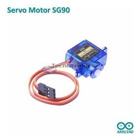 Micro Servo Motor Tower Pro 9g Sg90 Para Arduino