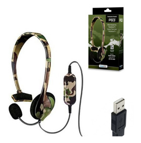 Headset Game Para Pc Note E Ps3 Broadcaster