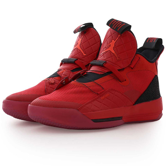 Jordan Xxxiii 33 University Red / 7.0 Nuevos Originales