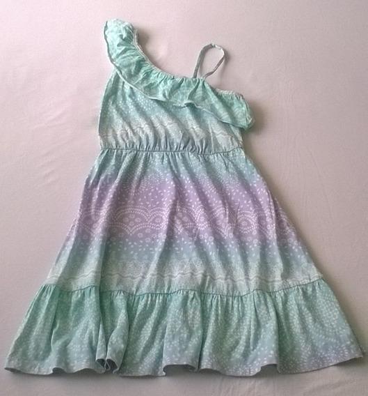 Vestido Para Niña Talla 10/12 (usado)