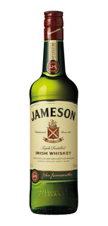 Whisky Jameson Irlandes Botella 750ml Ml Triple Destilado