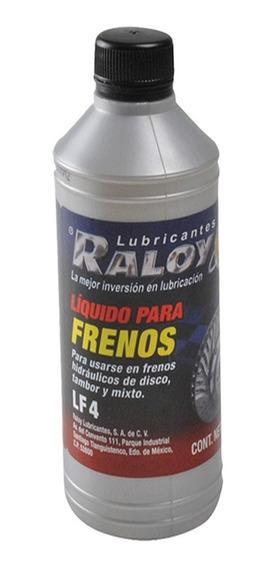 Liquido Para Frenos Raloy Dot-4 350 Ml Tienda Oficial