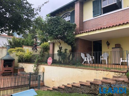 Imagem 1 de 15 de Casa Assobradada - Pacaembú  - Sp - 534231