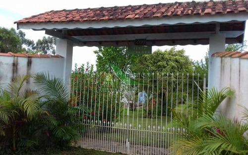 Imagem 1 de 15 de Linda Chácara Em Araçoiaba Da Serra
