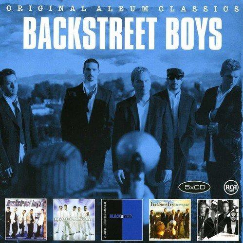 Cd : Backstreet Boys - Original Album Classics (holland -...